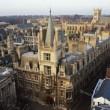 Turismo universitario en Oxford y Cambridge