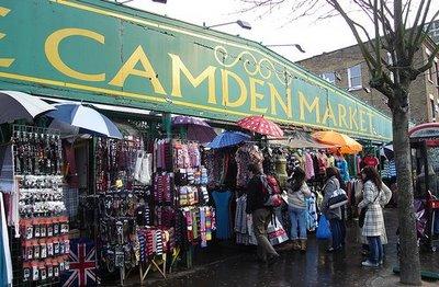 camdem market londres