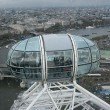 Admirar Londres desde el London Eye