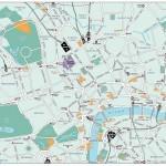 Plano turístico de Londres