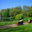 Pasear y descansar en St. Jame's Park