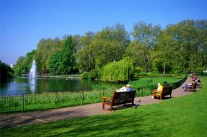 st james park londres