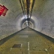 Un paseo por el túnel de Woolwich